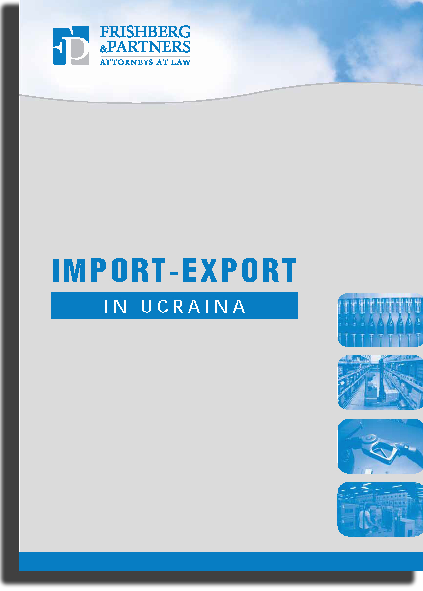 import-export in ukraina italian